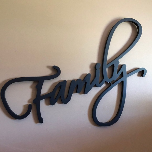 Other - Family wall decor